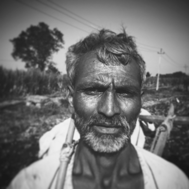 Migrant sugarcane worker.
